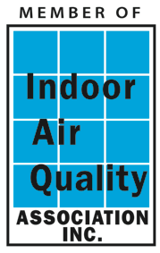 Member of Indoor Air Quality Association, Inc.